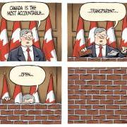 The Harper Government Is Killing Access To Information