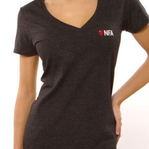 Women's NFA V-Neck T-Shirt