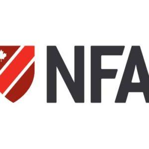 NFA Diecut Decals - Sm & Lge