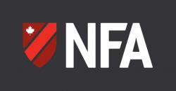 NFA Stickers - Sm & Lge