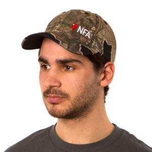Chino Twill Distressed Hat