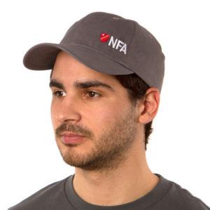 NFA Charcoal Hat
