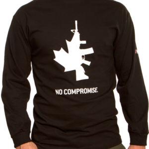 Men's No Compromise Long Sleeve Shirt