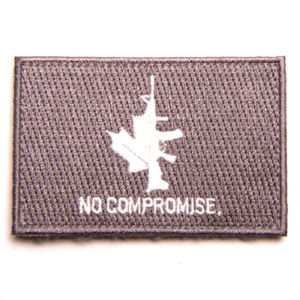 No Compromise Patch
