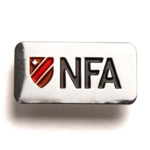 NFA Lapel Pin