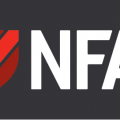 nfa sticker grey