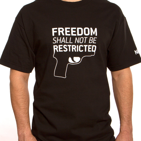 Freedom Shall not be restricted