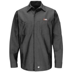 NFA Tactical Shirt - Charcoal