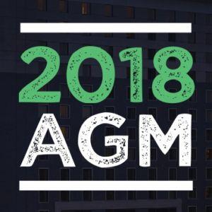 AGM 2018 - Hamilton ON