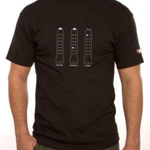 T-shirt  Votez pour votre passion - Chargeur