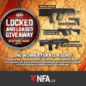 2021 Locked & Loaded