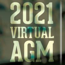 AGA virtuelle 2021