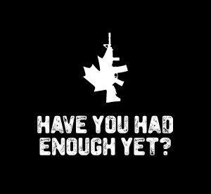 Have You had Enough Yet ? Sticker