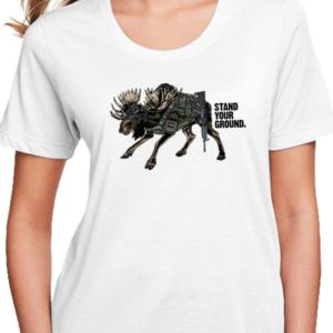 Women's Tactimoose T-Shirt