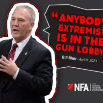 Anybody Extremist Is In The Gun Lobby