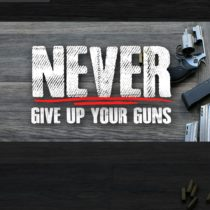 Never Give Up Your Guns