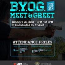 NFA's B.Y.O.G. Meet & Greet