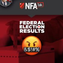 NFA Talk S2E17 - Federal Election Results
