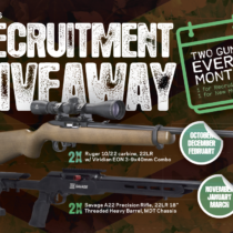 Recruiting Giveaway